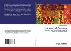 Bookcover of Experiences of Parenting