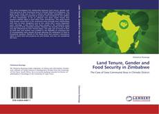 Portada del libro de Land Tenure, Gender and Food Security in Zimbabwe