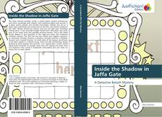 Bookcover of Inside the Shadow in Jaffa Gate