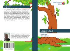 Bookcover of Large Land