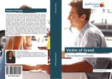 Bookcover of Victim of Greed