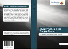 Bookcover of Murder Calls on the Temple Mount
