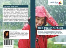 Bookcover of Rain drops in her heart