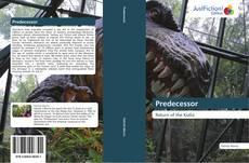 Bookcover of Predecessor