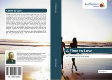 Couverture de A Time to Love