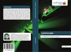Lonescape kitap kapağı