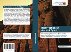 Bookcover of Resurrection of Ancient Egypt