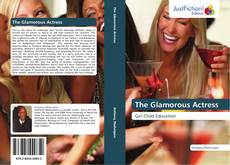 Capa do livro de The Glamorous Actress