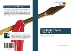 The Broken Spear - 1800 BCE kitap kapağı