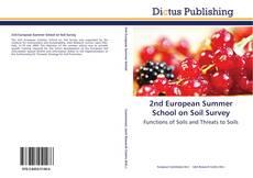 2nd European Summer School on Soil Survey kitap kapağı