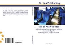 Capa do livro de Tren de Alta Velocidad