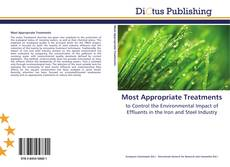 Bookcover of Most Appropriate Treatments