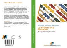 Capa do livro de La metáfora en la educación