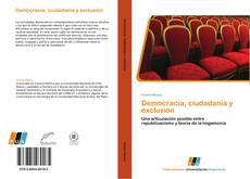 Portada del libro de Democracia, ciudadanía y exclusión