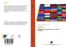Bookcover of Bolivia