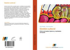 Bookcover of Gestión cultural