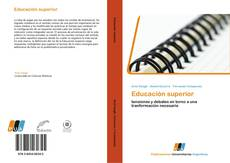 Bookcover of Educación superior