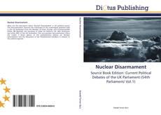 Borítókép a  Nuclear Disarmament - hoz