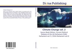 Couverture de Climate Change vol. 2