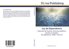 Bookcover of Ley de Dependencia