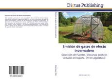 Emisión de gases de efecto invernadero的封面