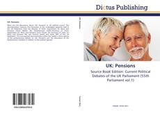 UK: Pensions kitap kapağı