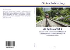 UK: Railways Vol. 2 kitap kapağı