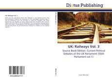Capa do livro de UK: Railways Vol. 3