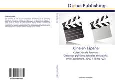 Buchcover von Cine en España
