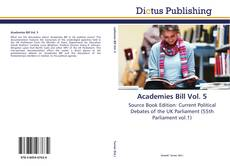 Borítókép a  Academies Bill Vol. 5 - hoz