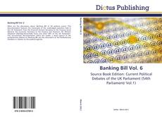 Bookcover of Banking Bill Vol. 6