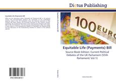Bookcover of Equitable Life (Payments) Bill