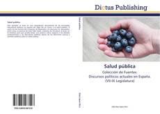 Portada del libro de Salud pública