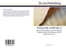 Bookcover of Finance (No. 3) Bill Vol. 9
