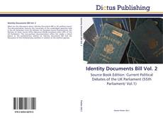 Portada del libro de Identity Documents Bill Vol. 2