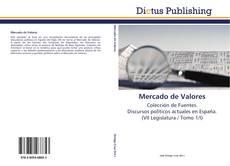 Capa do livro de Mercado de Valores