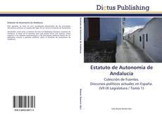 Borítókép a  Estatuto de Autonomía de Andalucía - hoz
