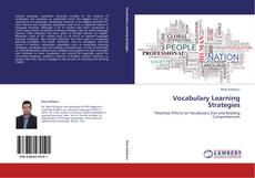 Bookcover of Vocabulary Learning Strategies