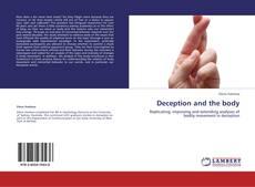 Couverture de Deception and the body