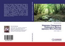 Народы Северного Кавказа в белых армиях Юга России的封面