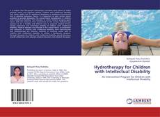 Bookcover of Hydrotherapy for Children with Intellectual Disability