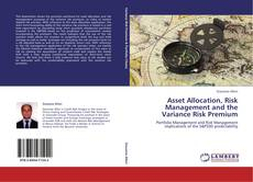Bookcover of Asset Allocation, Risk Management and the Variance Risk Premium