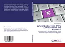 Bookcover of Cultural Destinations' Online Communication and Promotion