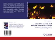 Couverture de Impact Of Conflict And Violence On Basic Education