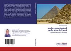 Buchcover von Archaeogeophysical exploration in Egypt