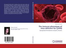Copertina di The immune phenotype of mice deficient for Ly49Q
