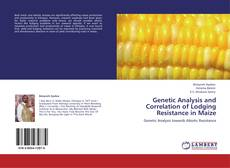 Bookcover of Genetic Analysis and Correlation of Lodging Resistance in Maize