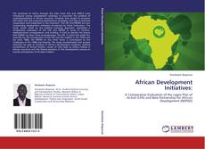 Bookcover of African Development Initiatives: