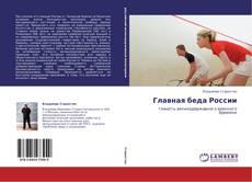 Bookcover of Главная беда России