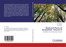 Buchcover von Medicinal Plants of Bangladesh: Volume III